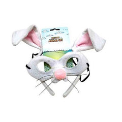 Rabbit Mask and Headband Set