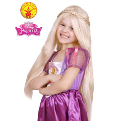 Rapunzel Wig with Plait - Child