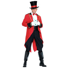Circus Ring Master Costume - Hire