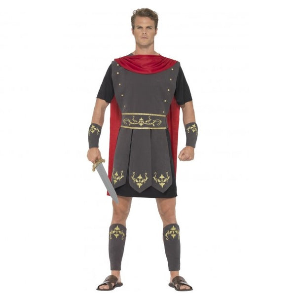 Roman Gladiator Men's Costume