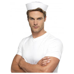Hat Seaman Gob Sailors Cap