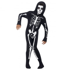 Boys Skeleton Jumpsuit
