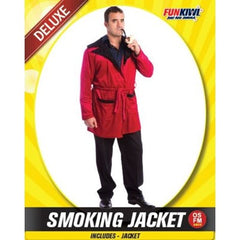 Smoking Jacket - Deluxe
