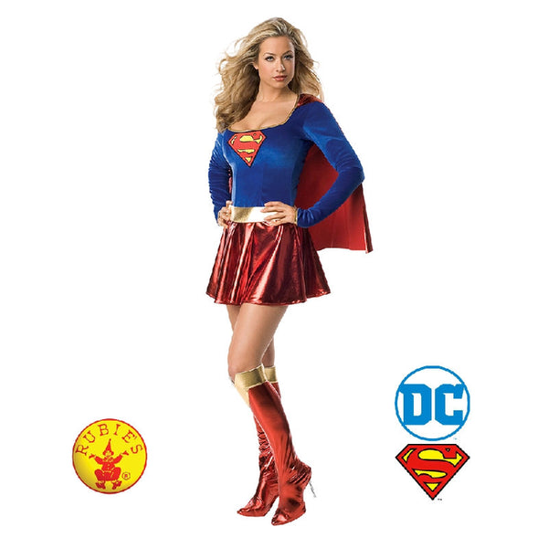 Supergirl Secret Wishes Costume-Adult