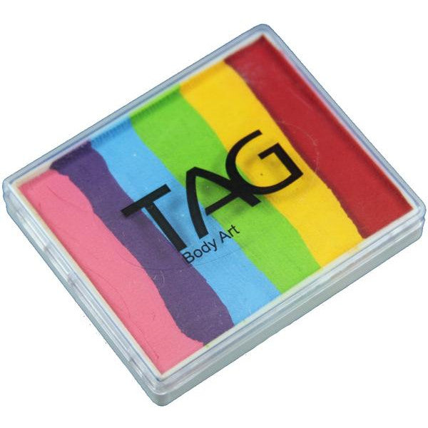 TAG Split Cake - Rainbow