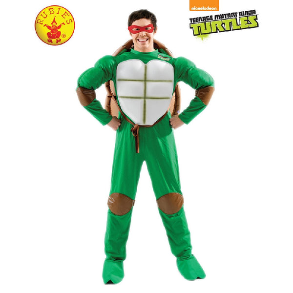 Teenage Mutant Ninja Turtles Deluxe Costume-Adult