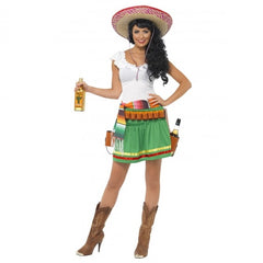 Tequila Shooter Girl Costume - Female