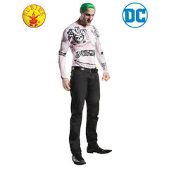 The Joker Suicide Squad Kit