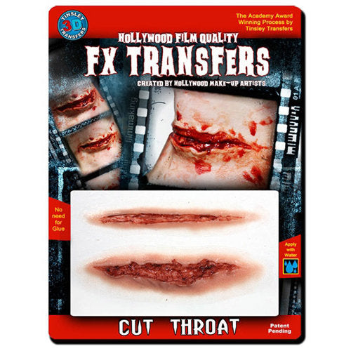 3D FX Transfer - Cut Throat