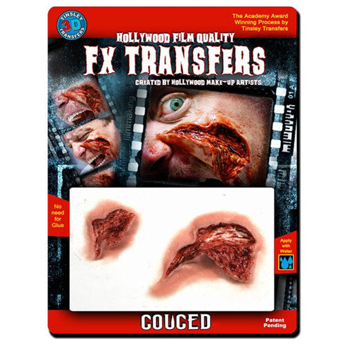 Tinsley 3D FX Transfer - Gouged