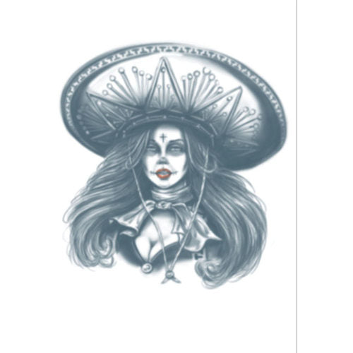 Tinsley FX Temp Tattoo - Bandita