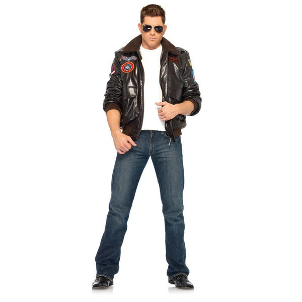 Top Gun Bomber Jacket - Hire
