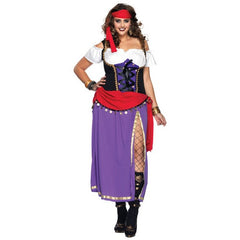 Traveling Circus Gypsy Costume - Hire
