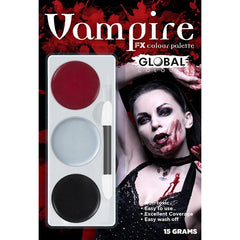 Vampire Tricolour Palette-Global