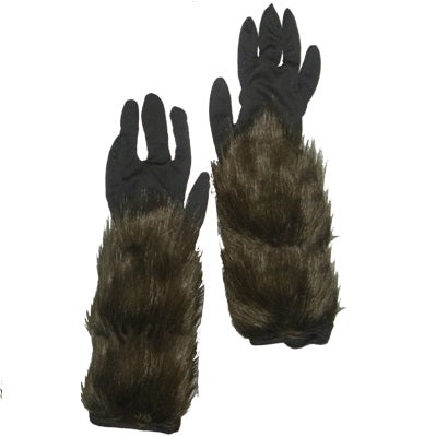 Werewolf Gloves - Brown