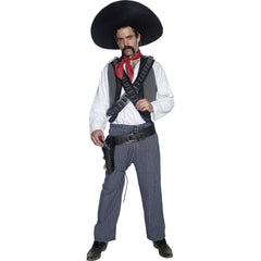 Western Authentic Mexican Bandit