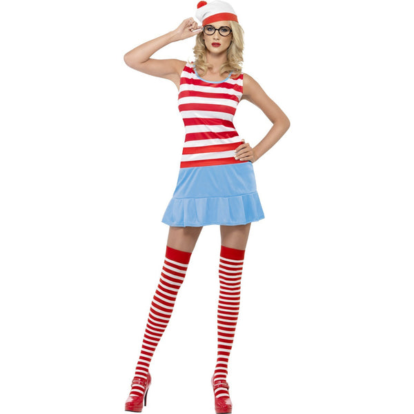 Where's Wenda Ladies Costume