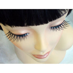 Eyelashes-Zigzag Black