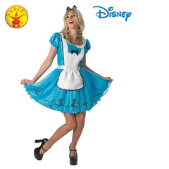 Sassy Alice in Wonderland Deluxe Costume - Adult