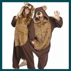 Bailey the Bear Animal Costume - Hire