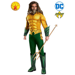 Aquaman 2018 Deluxe Adult Costume