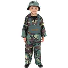 Boys Army Costume
