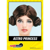 Astro Princess Wig with 2 Buns