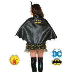 Batgirl Cape - Ladies