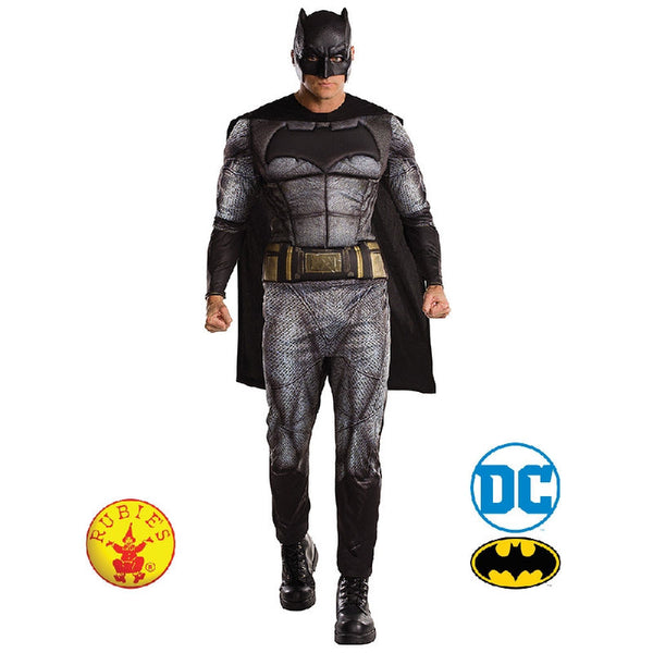 Batman Deluxe Justice League - Adult