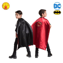 Batman to Superman Reversible Cape - Child
