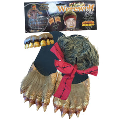 Billy Bob Werewolf Kit-Adult