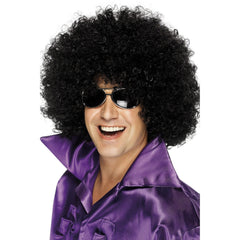 Black Mega Huge Afro Wig