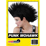 Black Punk Mohawk