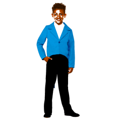 Blue Tailcoat-Child