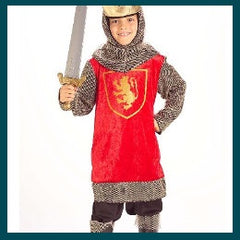 Crusader King Costume - Boys