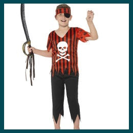 Boys Costumes - Pirates