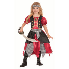 Buccaneer Pirate Princess-Girls