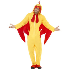 Chicken Costume with Hood