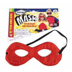 Child Reversible Eye Mask - Assorted Colours