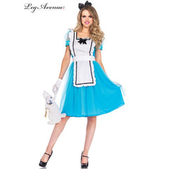 Classic Alice Costume by Leg Avenue