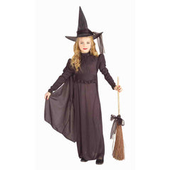 Classic Witch Costume-Child