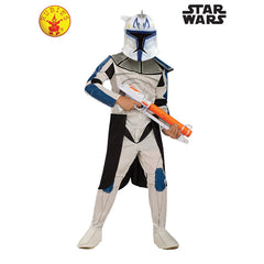 Clone Trooper Captain Rex Costume-Child