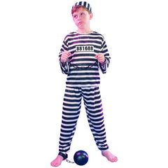 Convict Boy Costume