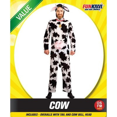 Cow Costume - Adult