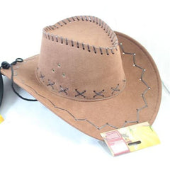 Cowboy Ranch Brown Hat