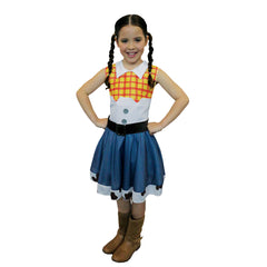 Cowgirl Costume-Child