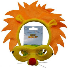 Lion Headband & Mask Set