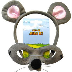 Mouse Headband & Mask Set