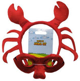 Crab Headband & Mask Set