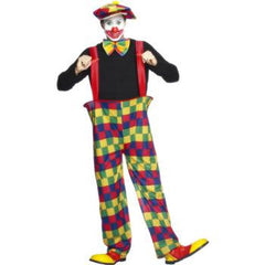 Clown Hooped Set
